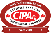 CIPA Canadian Pharmacy Member Logo